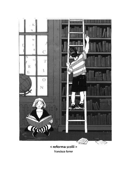 Francisco Ferrer - Reforma școlii.pdf