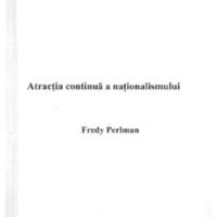Fredy Perlman - Atracția continuă a naționalismului.pdf