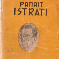 Panait Istrati (Alexandru Talex, 1944)