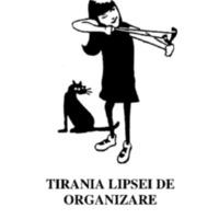 Tirania lipsei de organizare.pdf