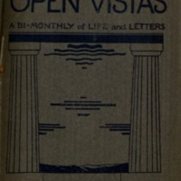 Open Vistas Vol. 1, No. 3 (May-June 1925).pdf