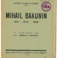 Mihail Bakunin (1814-1876)
